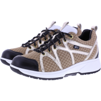 Xsensible Stretchwalker / Modell: Stockholm / Beige Combi Dry-X / Art: 402025-406 / Damen Schuhe