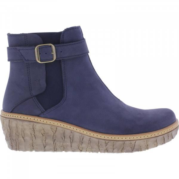 El Naturalista / Modell: N5133 Myth Yggdrasil / Farbe: Pleasent Ocean Blau Leder / Damen Stiefelette