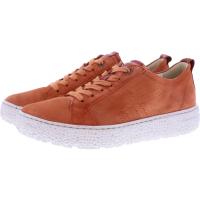 Hartjes Natural / Modell: Phil / Rost Leder / Weite: H / 142062-8080 / Damen Sneakers
