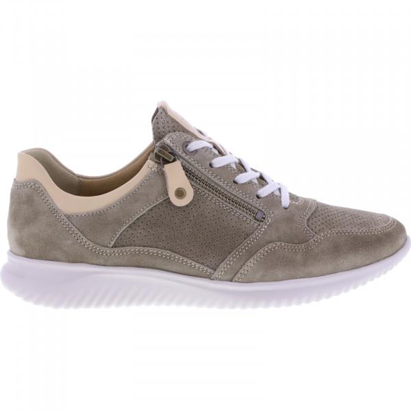 Hartjes / Modell: Breeze I / Schilf/Sahara Nubukleder / Weite: G / 112062-6608 / Damen Sneakers