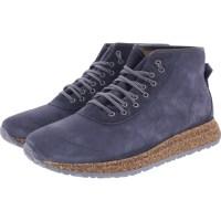 Birkenstock Shoes  / Modell: Atlin / Graphite Velours / Leder / Weite: Normal / Art: 1010721