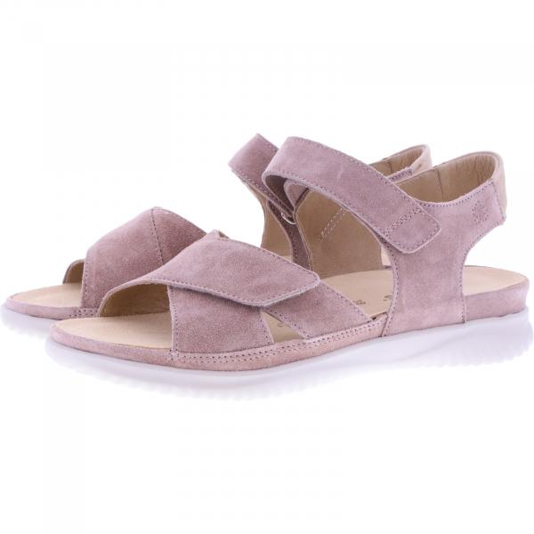 Hartjes / Modell: Breeze / Altrosa-Schlamm Leder / Weite: G / 113232-4635 / Damen Sandalen