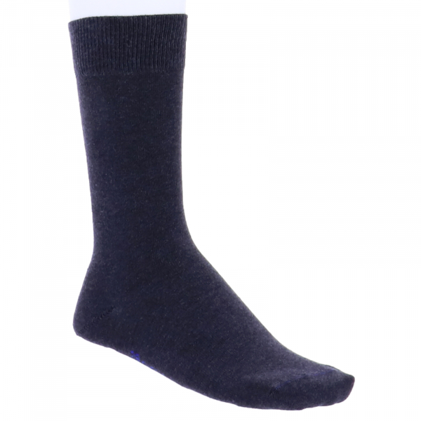 Birkenstock Herren Socken - Cotton Sole - Anthracite Melange