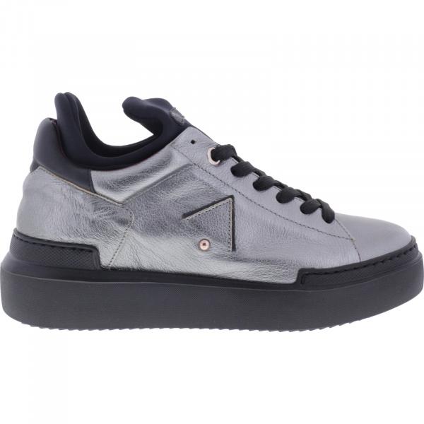 Ed Parrish Sneakers / Modell: Elisa High / Acciaio-Stahl / Wechselfußbett / Damen Sneakers