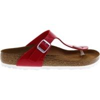 Birkenstock / Modell: Gizeh / Tango Red Lack / Weite: Normal  / Art: 1005297 / Zehensteg-Sandalen