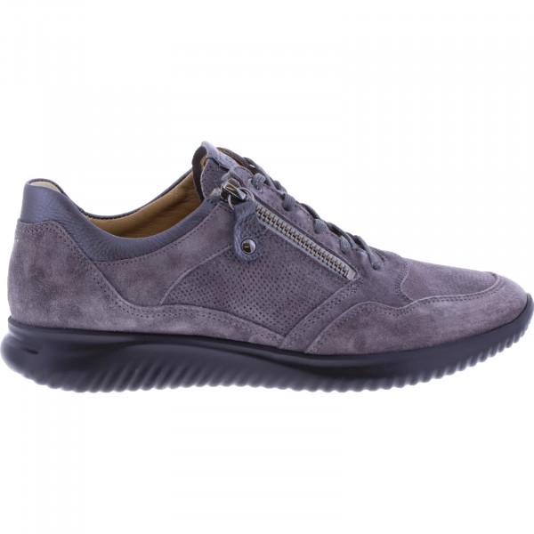 Hartjes / Modell: Breeze I / Granit Nubukleder / Weite: G / 112762-4949 / Damen Sneakers