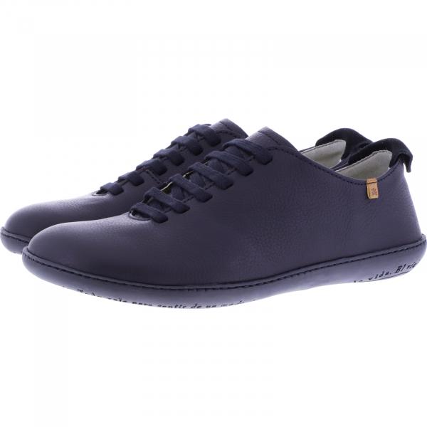 El Naturalista / Modell: N296 El Viajero / Farbe: Natural Grain Black / Unisex Sneakers