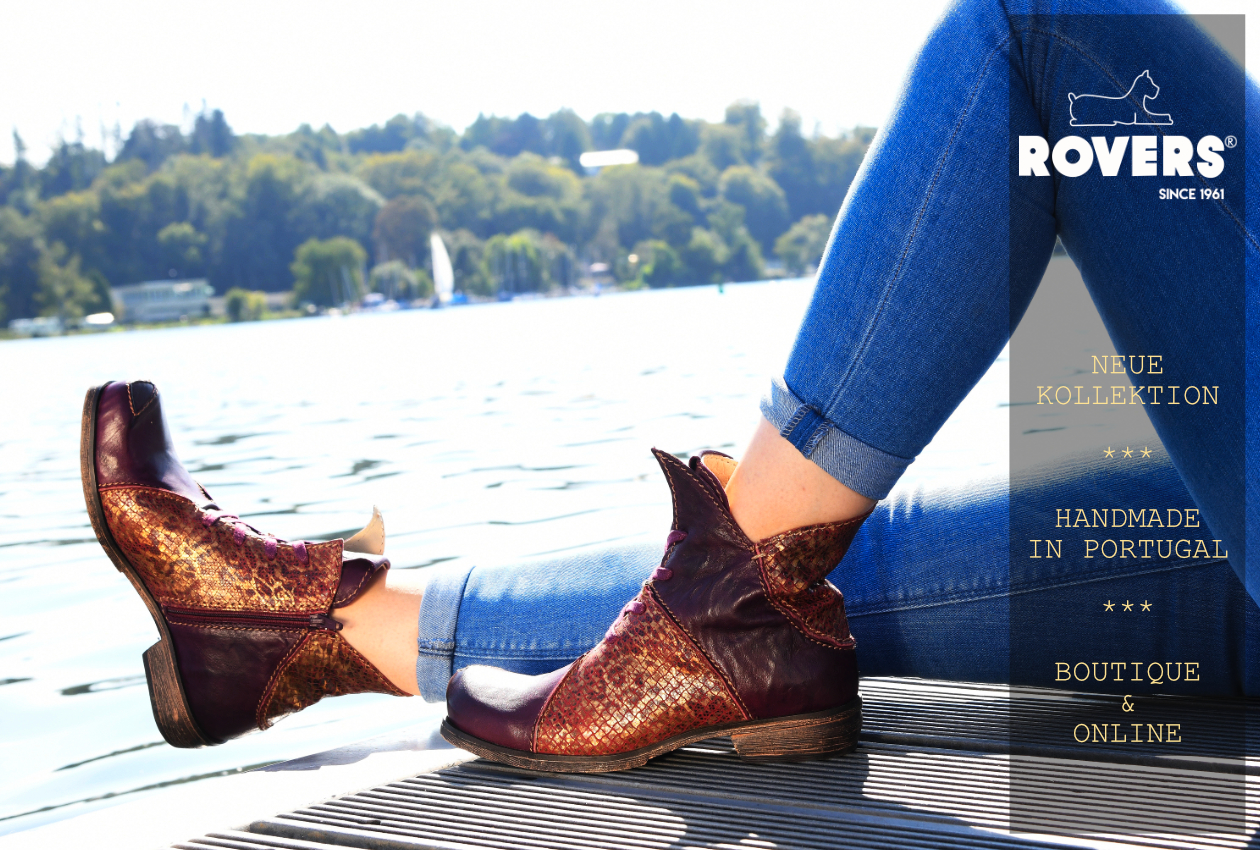 Rovers Schuhe