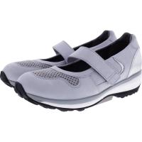 Xsensible Stretchwalker / Modell: Monaco / Grey-Silver / Leder / Art: 300471-853 / Damen Ballerinas