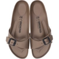 Birkenstock / Modell: EVA Madrid / Metallic Copper EVA / Weite: Schmal / Art: 1001504 / Damen