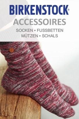 Birkenstock Accessoires Kollektion