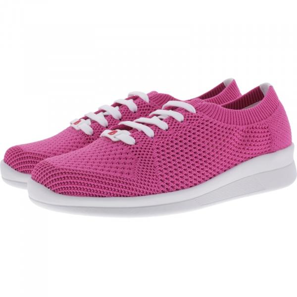 Berkemann Comfort Knit / Modell: Eila / Pink / Form: Barcelona / Art: 05152-264 / Damen Schnürer