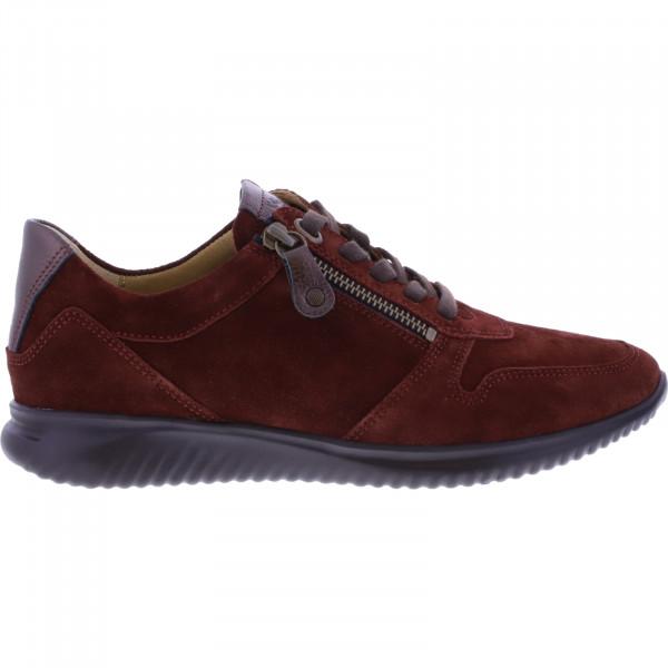 Hartjes / Modell: Breeze I / Kupfer Braun Nubukleder / Weite: G / 112862-6077 / Damen Sneakers