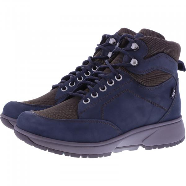 Xsensible Stretchwalker / Modell: Seattle / Navy/Brown Dry-X / Art: 402011-293 / Hiking Stiefeletten