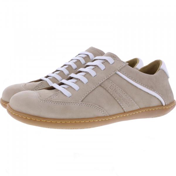 El Naturalista / Modell: N5279 El Viajero / Farbe: Multi Leather Piedra / Damen Sneakers