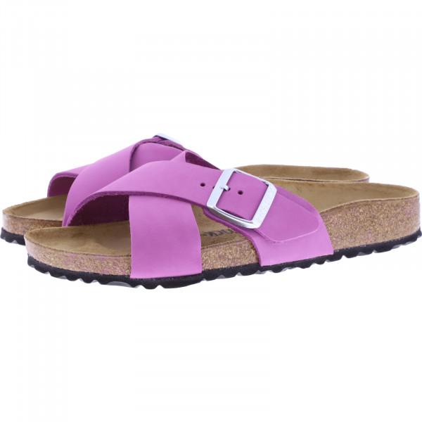Birkenstock / Modell: Siena / Purple Orchid Nubuk Leder / Weite: Schmal / Art: 1017066