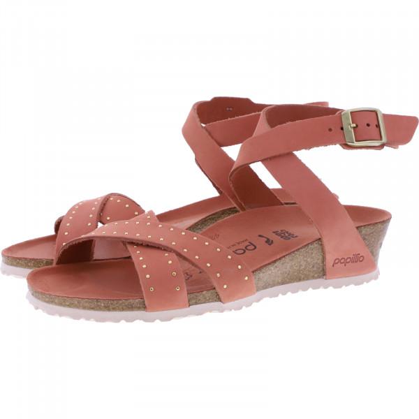 Papillio / Modell: Lola / Earth Red Rivets Nubukleder / Art: 1015916 / Damen Sandaletten