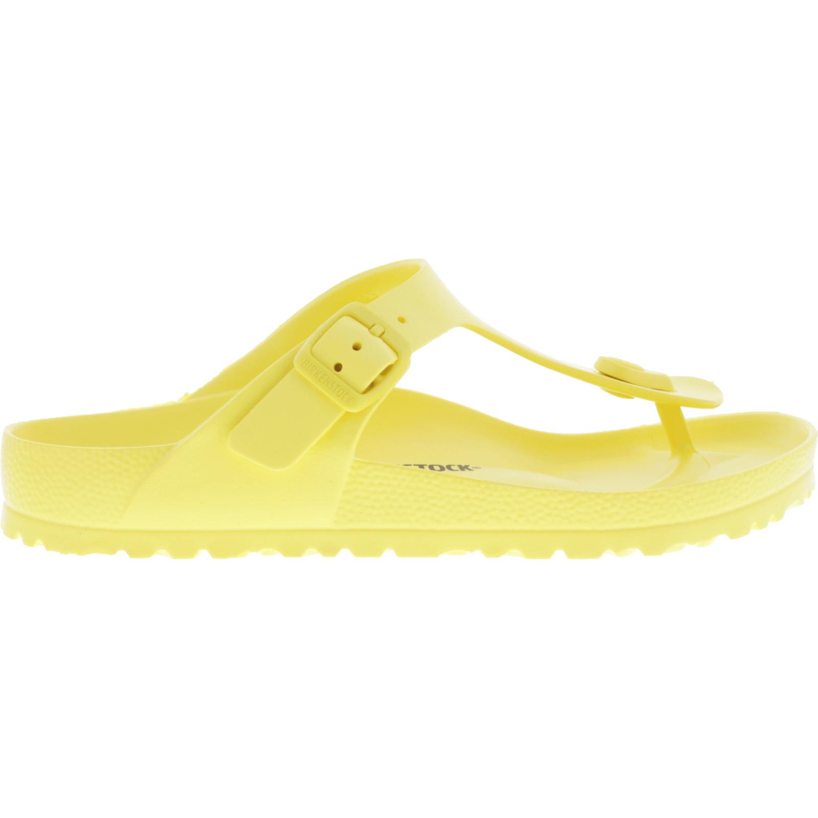 Birkenstock Modell: EVA Gizeh Vibrant Yellow EVA Weite: Normal Art: 1014566 Badeschuhe