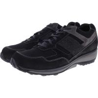 Xsensible / Modell: Phoenix / Black Grey / Leder / Art: 300571-019 / Herren Sneakers