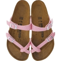 Birkenstock / Modell: Mayari / Magic Snake Rose / Weite: Normal / Art: 1009111