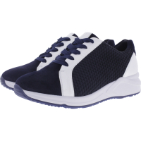 Hassia / Valencia / Ocean-Blue Leder/Textil  / Wechselfußbett / Weite: H / Art:7-302521-3032 / Damen