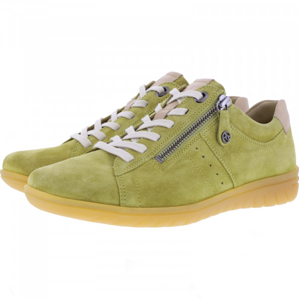Hartjes / Modell: XS Casual / Cedro/Sahara Leder / Weite: G / 88162-9408 / Damen Sneakers