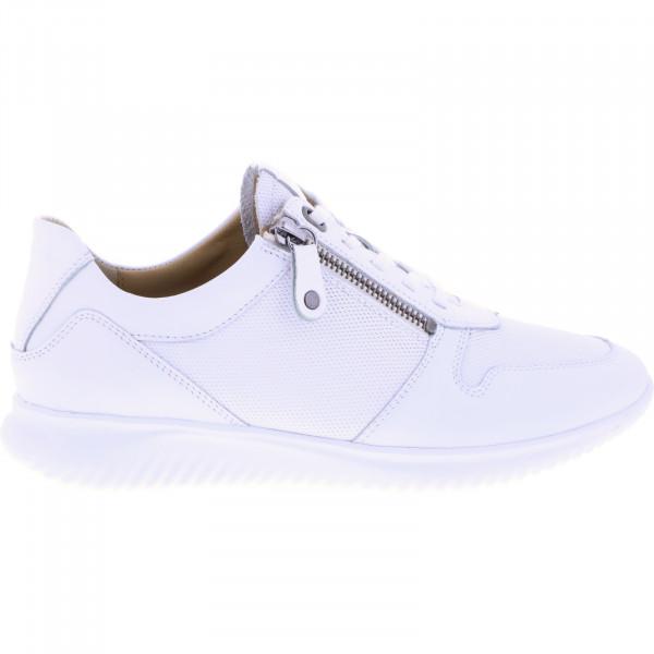 Hartjes / Modell: Breeze II / Weiß Glattleder / Weite: G / 112462-0202 / Damen Sneakers
