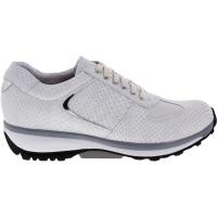 Xsensible Stretchwalker / Modell: England / Beige Lizzard / Leder / Art: 300693-112 / Damen Sneakers