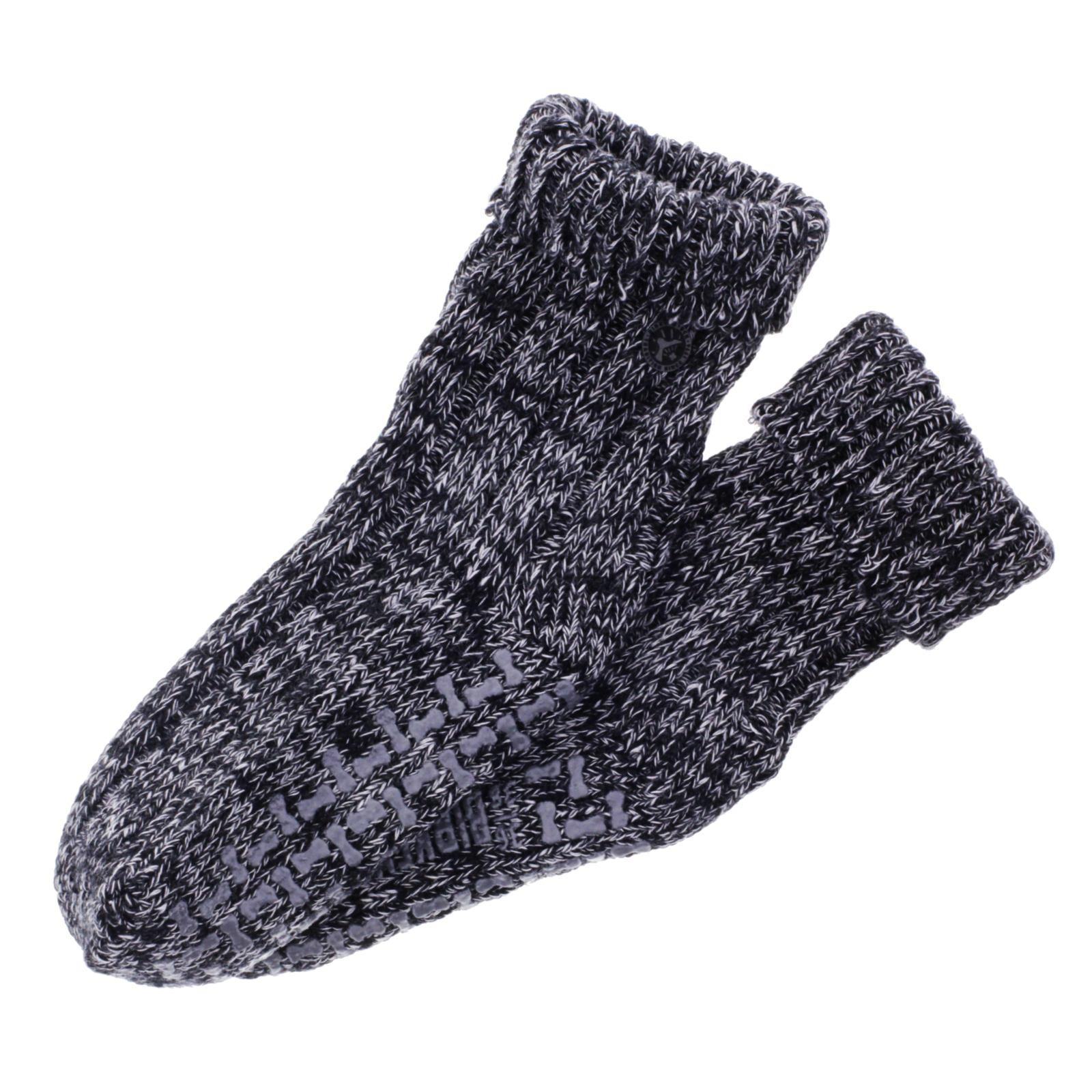 Birkenstock Damen Stopper Socken Twist HSH Anthracite