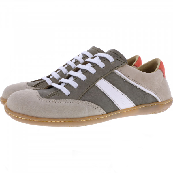 El Naturalista / Modell: N5279 El Viajero / Farbe: Multi Leather Kaki / Damen Sneakers