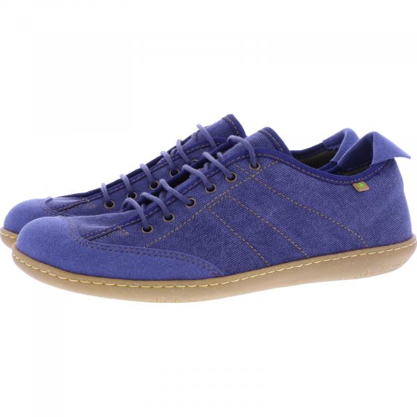 El Naturalista / Modell: N296 El Viajero / Farbe: Denim Blau / Vegane Unisex Sneakers