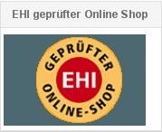 Zertifikat EHI Geprüfter Online-Shop für HOUSEOFSHOES anzeigen