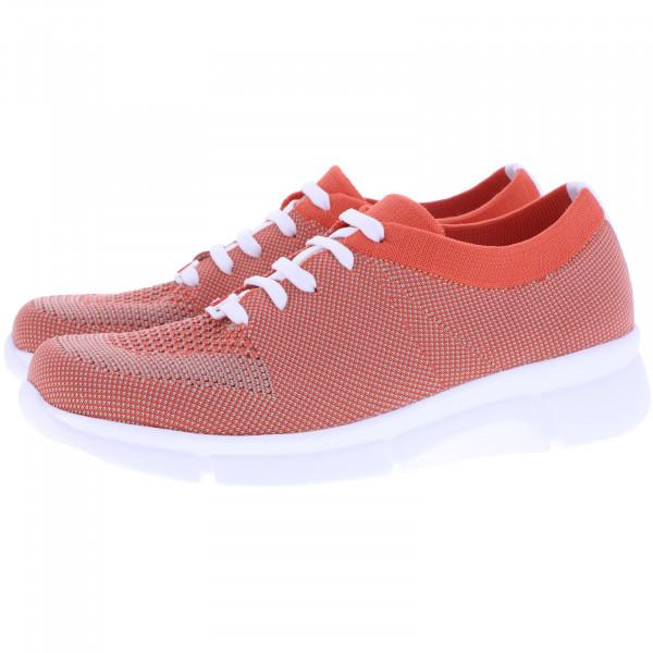Berkemann Comfort Knit / Modell: Allexis / Orange / Form: Marbella / Art: 05113-502 / Damen Schnürer