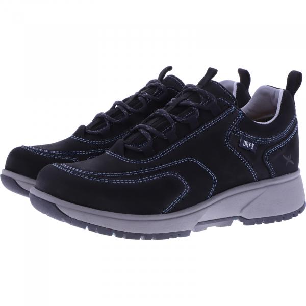 Xsensible Stretchwalker / Modell: Uppsala / Stone-Black Dry-X / Art: 402031-001 / Hiking Schuhe