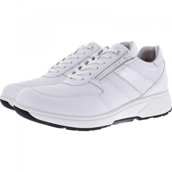 Xsensible / Modell: Tokio / White-Silver / Leder / Art: 302013-131 / Damen Stretchwalker