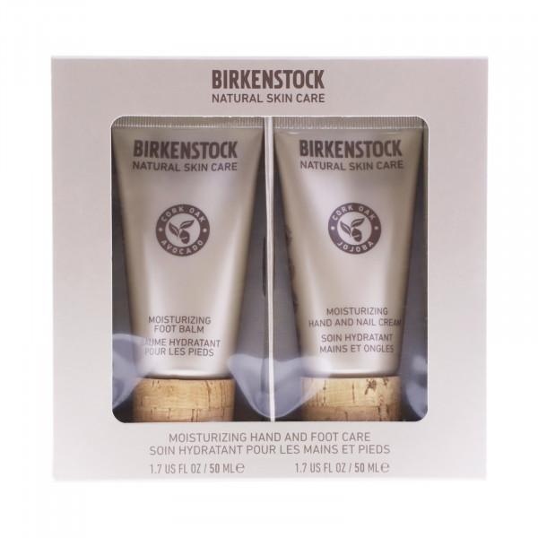 Birkenstock Natural Skin Care - Natural Comfort Geschenkset - Hand & Fußcreme Set