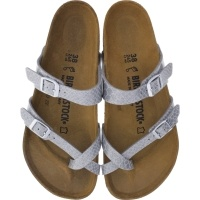 Birkenstock / Modell: Mayari / Magic Snake Silver / Weite: Normal / Art: 1009109