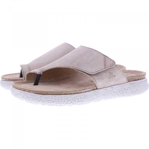Hartjes Natural / Modell: Move / Stone Leder / Weite: G / 120522-4100 / Damen Zehensteg Sandalen