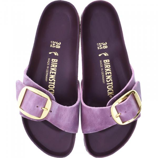 Birkenstock / Modell: Madrid Big Buckle / Lavender Blush / Weite: Schmal / Art: 1017016 / Damen
