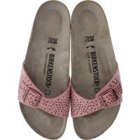 Birkenstock / Modell: Madrid / Crafted Rivets Doll Rosé Leder / Weite: Schmal / Art: 1009671