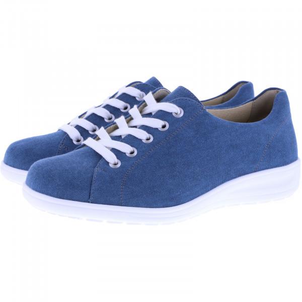 Solidus / Kate / Vegan - SoliNature / Lagoon Blau / Recyceltes Textil / Weite: K / 29071-80011 / Damen