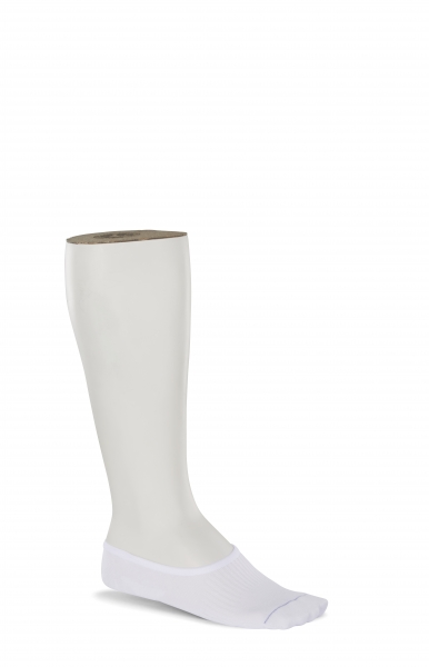 Birkenstock Herren Socken - Cotton Sole Invisible - Weiß