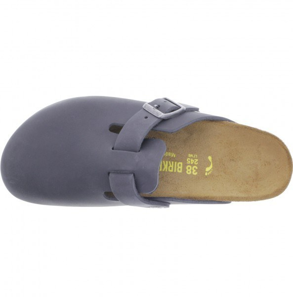 birkenstock boston schwarz 43